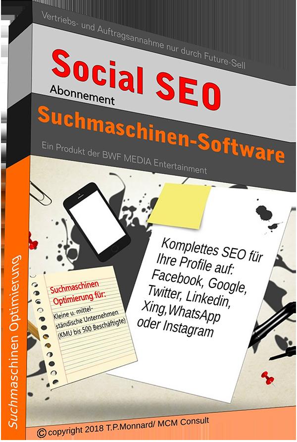SEO - Suchmaschinen-Software SEO