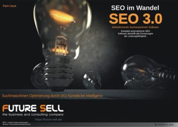 SEO 3.0 FUTURE SELL